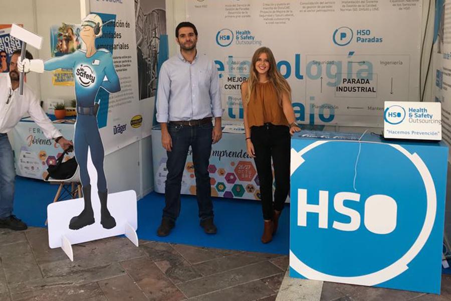 HSO cierra 2017 con la supervisión de 12 paradas de mantenimiento industriales